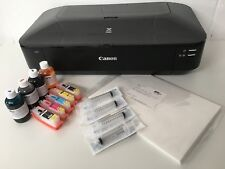 A3 Edible Printer Kit Canon IX6850, Refill Ink Cartridges, Ink & wafer paper