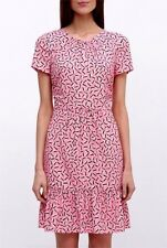 "Stylish  ""COUNTRY ROAD""  Pink 'Memphis Print Dress'  Size 10"