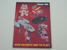 Kenner Star Wars 1983 Toy Fair Dealer Catalog Raiders of the Lost Ark Rare MINT