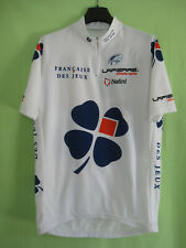 Maillot cycliste Francaise des jeux FDJ Nalini jersey Cycling Shirt - XL