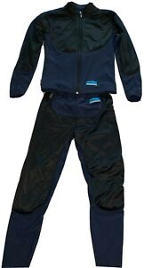 BMW Schoeller ComforTemp Motorcycle Pants & Jacket Riding Suit Set Size Small
