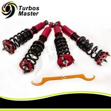 For Lexus IS300 IS200 Toyota ALTEZZA Coilovers Shock Absorbers Adj Height Struts