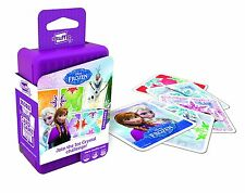 Shuffle Frozen Card Game - Family/Kids Fun Learning Game - Travel/Gift