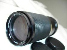 VIVITAR MC 75-200mm F 4.5 lens for PENTAX PK-A / R - PK mount cameras  SN4205601