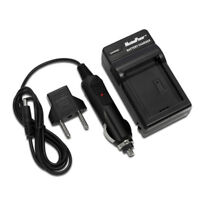 Refuelergy Charger for OLYMPUS LI-40B LI-42B LI40B LI42B USB port EU CAR charger