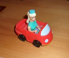 VINTAGE 90s MCDONALDS TOY STORY BARBIE IN CAR 1999 ORIG NICE not played with