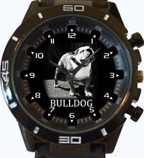 Bulldog New Gt Series Sports Unisex Gift Wrist Watch
