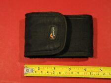 Lowepro Stockholm 10 Case Pouch Bag For Digital Compact Camera Mobile - Black
