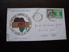 COTE D IVOIRE - enveloppe 27/3/1974 (B3)