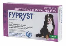Fypryst spot-on fleas ticks treatment over 40 kg dogs 402 mg ampule 2 months