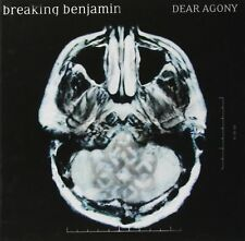 BREAKING BENJAMIN - DEAR AGONY   (CD)   Sealed