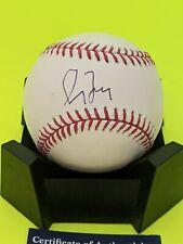 Greg maddux Atlanta Braves signed MLB ball authenticated by PSA