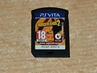 Borderlands 2 PsVita Playstation Vita UK Game (Cart Only) **FREE UK POSTAGE**