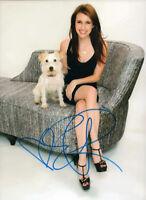 Emma Roberts Original Autograph w/ COA