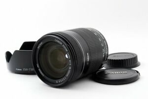 Canon Zoom Lens EF-S 18-135mm f/3.5-5.6 IS Excellent From Japan Tested #867971