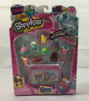 Shopkins Season 4 Petkins 12 Pack Figures! New Limited Edition