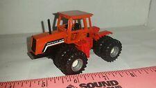 1/64 ERTL custom agco deutz allis chalmers 4w220 4wd tractor duals farm toy