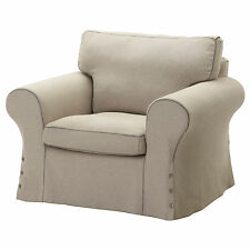 NEW **COVER** IKEA EKTORP 902.408.83 slipcover RISANE NATURAL cover for chair
