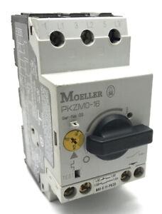 Moeller PKZ0-16 10-16Amp Motor Starter Circuit Breaker 10Amp-16Amp
