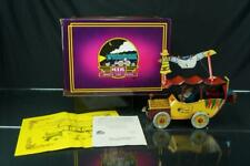 MIKES TOY HOUSE MTN REPRODUCTION TIN WIND UP HI-WAY HENRY TOY CAR BOXED