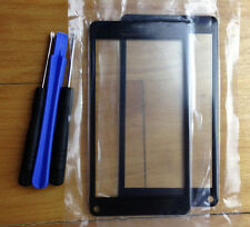 LCD Front Screen Outer Glass Lens Replacement Part + Tool For Nokia N9