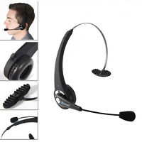 For Sony PS3 Playstation 3 Wireless Bluetooth Gaming Headset Earphone w/ Mic USA