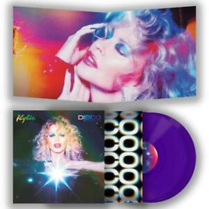 PRE-ORDER 10/1/22 Kylie Minogue: DISCO (Extended Mixes) Limited Purple Vinyl.