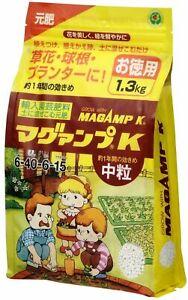 Magamp K Fertilizer Bonsai Flower Fruit Rose Perennial Cactus Plants Food Japan