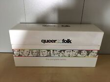 Queer as Folk - The Complete Series - DVD - All 5 Seasons - Showtime Entert.