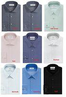 NWT Calvin Klein Steel Non Iron Performance Slim Fit Dress Shirt 100% Cotton $75