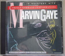 Marvin Gaye ‎– 15 Greatest Hits, CD, TCD06069TD, Excellent condition