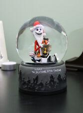 NECA Nightmare Before Christmas SANTA JACK OPEN PRESENT Snowglobe Snow Globe B