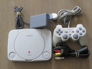 CONSOLE PLAYSTATION PSONE PS ONE PS1 PSONE