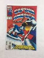 Captain America Vol 1 #417 July 1993 Comic Book Marvel Comics