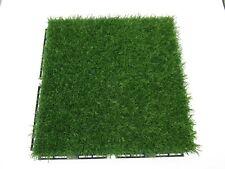 (1) Ikea Runnen Artificial Grass Floor Tile outdoor decking 503.131.31 patio
