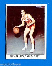 CAMPIONI DELLO SPORT 1966/67 - Figurina/Sticker n. 310 - CARLO GATTI -Rec