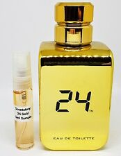 24 Gold by Scentstory 5ml Sample in Glass Atomiser FREE P&P
