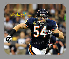 Item#4094 Brian Urlacher Chicago Bears Facsimile Autographed Mouse Pad