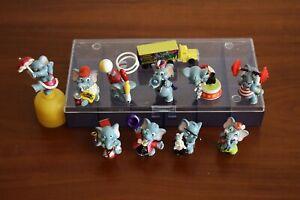 Kinder Surprise Set Funny Fanten Stars in der Manege 1998 complete