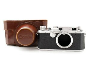 Canon IIF 2F 【Excellent】 body Leica Screw Mount Rangefinder From Japan with case