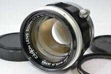 *Near Mint-* Canon 50mm f/1.4 L39 LTM Leica Screw Mount Lens From Japan