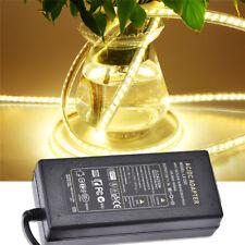 12V 5A 100V-240V Power Supply Adapter Charger For 3528 5050 LED Strip Light UK