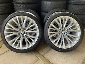 """BMW GENUINE FACTORY 18"""" Z4 E89 SPORT Wheels and Tyres 95% 225/40R18 255/35R18"""
