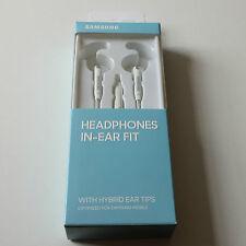 Original Samsung Headset Kopfhörer EO-EG920 Weiß Galaxy S9 S8 S7 A5 A3 Note 8
