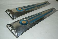 Lambretta 125 150 LD Pair Embellisher AMSA Side Panels Cofano No Ulma