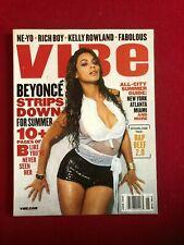 "2007, Beyonce, ""Vibe"" Magazine (No Label) Vintage"