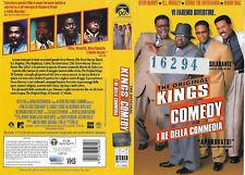 THE ORIGINAL KINGS OF COMEDY - I RE DELLACOMMEDIA (2000) vhs ex noleggio
