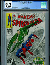 Amazing Spider-man #64 CGC 9.2 1968 Silver Age Marvel Comic Vulture K20