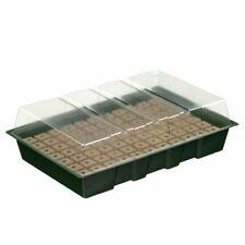 Invernadero 35x23,5x11cm Plástico Propagador Clonador de Semillas Nature 6020216
