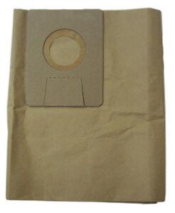 AF1058 5 x Paper Vacuum Cleaner Bags Comac TMPB12